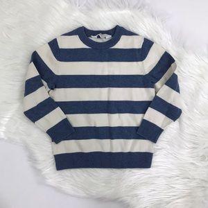 H&M boys striped sweater